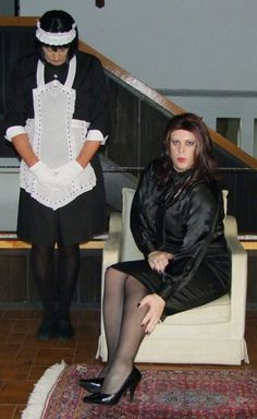 One Hundred Years, Sissy Maid, Maids, Mistress, Husband, Training, Silk, Things To Sell, Fashion