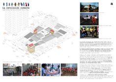 'La Revolución Rodante' Mención en Concurso de arquitectura social 'Fundacion Konecta' | accésit ediciones de arquitectura