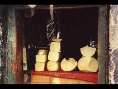 Tibetan butter. Lhassa, Tibet.
