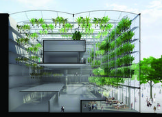 URBANANA is Vertical Banana Plantation That Would Bring Tropic...