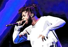 Black Concert: Isaiah Rashad Live in Detroit Sunday 1-22!