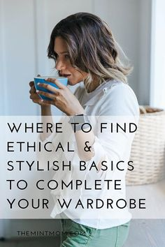 If you're looking for ethical, affordable and stylish fashion, then I have the place where you should shop for your clothes basics to complete your wardrobe. If you're looking for ethical inspiration and style look no further! Summer Outfits For Moms, Casual Outfits For Moms, Mom Outfits, Night Outfits, Simple Outfits, Spring Outfits, Winter Outfits, Holiday Looks, Wardrobe Basics