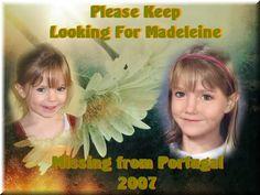 Please keep looking for Madeleine McCann