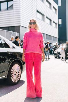 Trend Alert: розовый вельвет - неожиданный хит сезона с прошедших fashion weeks – Woman & Delice