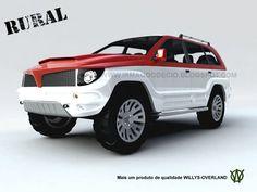 Design para carros retrôs