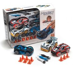 Modarri - The Ultimate Toy Car 3 Pack - Modarri - The Ultimate Toy Car 3 Pack gives the ultimate toy car experience. Car Experience, Lincoln Logs, Toy Catalogs, Best Educational Toys, Developmental Toys, Bear Toy, Learning Toys, Building Toys, Toy Store