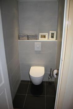 Voorbeeld van een gerealiseerde toilet door Sanidrome IJsselmuiden uit Grootebroek