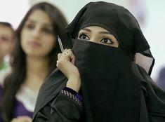 Niqabi student.   ~Amatullah♥