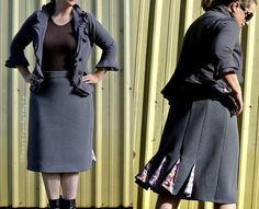 See how many different versions of the Runway Skirt can be made.  Plus Black Friday sale details.