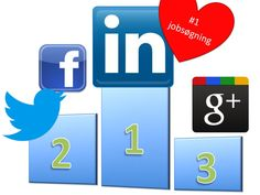 Jobsøgning via sociale medier i DK #kom2aug2013