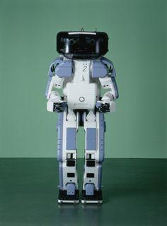 Visual Reverence - ASIMO Prototypes
