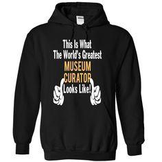 (Top Tshirt Brands) MUSEUM CURATOR [Tshirt design] Hoodies, Funny Tee Shirts
