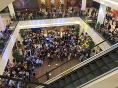 Inauguração do Aurora Shopping em Londrina-PR. Iluminação Frezarin Eventos.  #AuroraShopping #Iluminacao #Avolites #FrezarinEventos #GrupoFrezarin