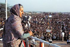 Late Mrs. Indira Gandhi was sworn-in as' the Prime Minister of India oil 26th January, 1964, after the death of Lal Bahadur Shastri. She was the Prime Minister for over fifteen years and during her Prime Minister ship she achieved wide popularity.