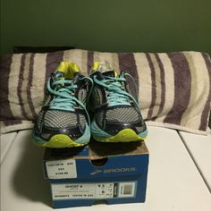 Running Shoes Brooks Ghost 6 Brooks Shoes Athletic Shoes