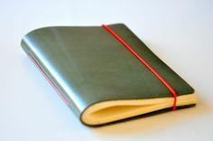 Yeşil Kumm El Yapımı Deri Defter-yeni yıl hediyesi