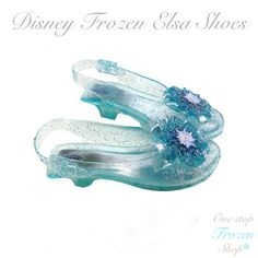 Disney Frozen Elsa Ice Shoes – Custard Cow