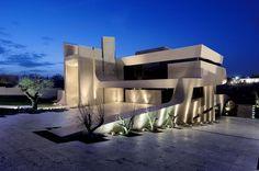 Casa minimalista moderna n.16