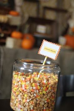 Hostess with the Mostess® - Fall Birthday Party