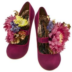 These Irregular Choice ARE summer! Please let the sun come back soon...