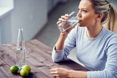 """8 Foods That Will Make You Look Less Tired;WATER Staying hydrated contributes to your skin's elasticity, plumpness, and resiliency, according to a 2010 study. """"It sounds like such a basic thing, but when you're hydrated your skin looks younger and more fresh,"""" says Glassman. """"That's why when you get off a plane you often look tired and run down—it's because you're dehydrated, which makes your skin look more wrinkly."""""""