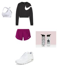 """""""Untitled #119"""" by ana-gabriela02 on Polyvore featuring NIKE"""