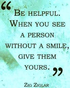 Give a #smile and make someone's day! #share #quote #SchulhofCenter