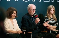 Sandra Nettelbeck Photos - Munich Film Festival 2013 - Michael Caine At The Black Box - Zimbio
