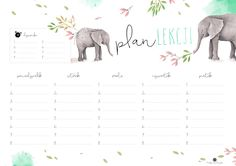 Timetable Planner, Lesson Plans, Back To School, Diy And Crafts, Bullet Journal, Printables, Bujo, How To Plan, Study