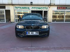 BMW 1 Serisi 1.16i Premium İstanbul Otomotiv'den 2011 BMW1.16İ BİXENON PREMİUM BOYASIZ OTOMATİK