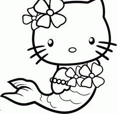 Hello Kitty Boyama Sayfası Renkli Dünya Hello Kitty Colouring