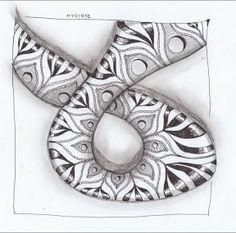 Abstract Free-form drawing! Simple ideas: ex. Didisch website: Zendala 38 en 2 strings