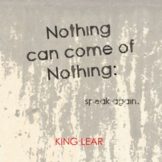 King Lear Quotes 15 Best King Lear Quotes images | King lear quotes, Shakespeare  King Lear Quotes