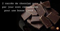 JOURNÉE MONDIALE DE LA SANTÉ /Breaking News : Attention 2 carrés et non pas 2 tablettes !!!