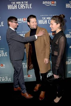 The Man in the High Castle Season 2 Premiere from Party Pics: Hollywood