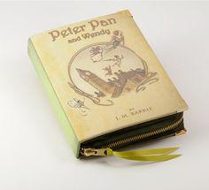 Clutch libro Peter Pan