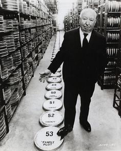 All the essential documentaries on Alfred Hitchcock. http://cinephilearchive.tumblr.com/post/35778587066