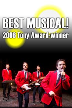 Just purchased tickets for our annual family Christmas trip into NYC! Oh, yea! Christmas Travel, Family Christmas, Jersey Boys, New Jersey, Fantastic Show, Amazing, Tony Award Winners, Frankie Valli, Moving To Florida