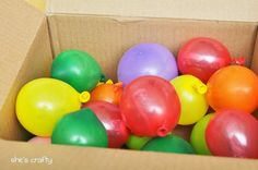 Mail a box full of balloons filled with money! Lots of other creative ways to give money, too!
