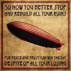 Best 25 Led Zeppelin Lyrics Ideas On Pinterest Led