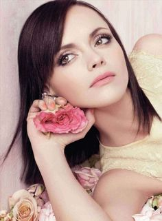 Christina Ricci – Marie Claire 2012 UK – April Issue