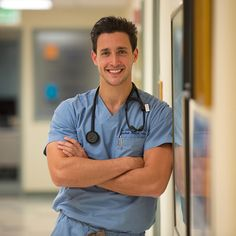 The 'Sexiest Doctor Alive' Raises Money For Charity By Giving Away A Romantic Date In New York - He is very handsome. He seems very charming though. Lol. He looks like a charmer.