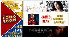 App L, Broken Pictures, Elisabeth Moss, Invisible Man, Hailee Steinfeld, James Dean, Cgi, Teaser
