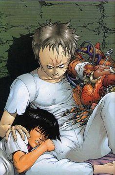 鉄雄&カオリ : 日本を代表する漫画「AKIRA」関連のクールでカッコいい画像 - NAVER まとめ