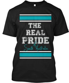 Port Adelaide are the real pride of South Australia! Wear it with pride! #weareportadelaide