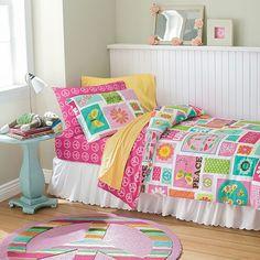 Peace Love Bedding Girls Bedrooms