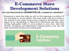 #eMARKETER.LK is the best #Digital #Marketing #Agency to grow your business very fast. eMARKETER.LK is a digital marketing agency also provide top quality #Ecommerce #Development #Service in #SriLanka http://bit.ly/1hkD4ss