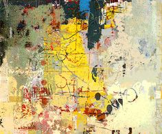 "Serj Fedoulov; Other, 2011, Mixed Media ""abstract composition """