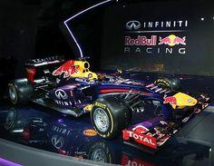 Mobil-Mobil Formula 1 Musim 2013