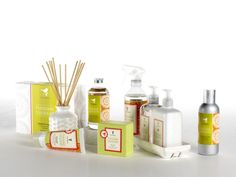 Mandarin Coriander Collection by Thymes